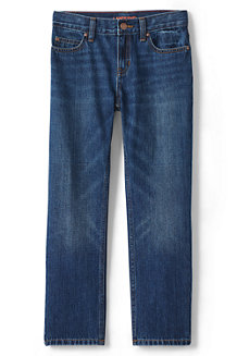 Boys' Classic Fit Iron Knees Jeans