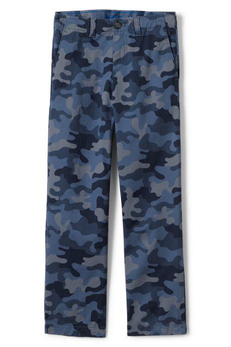 Boys Husky Iron Knee® Camo Cadet Pant
