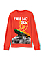 Little Boys' Long Sleeve Graphic Tee