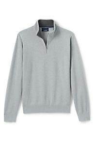 Men's Supima Cotton Sweaters | Lands' End