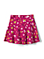 Little Girls' Academy Pattern Jersey Knit Skort