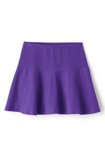 Little Girls' Academy Jersey Knit Skort