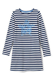 Girls' Novelty T-shirt Dress