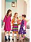 Toddler Girls' Sateen Twirl Dress