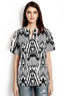 Women's Cocoon Tunic