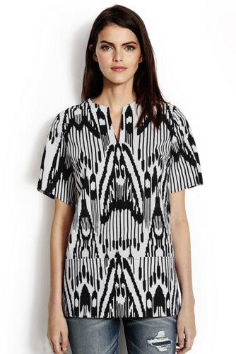Women's Cocoon Tunic