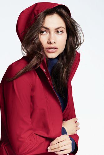 Women's Slicker Rain Jacket