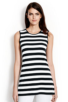 Women's Striped Vest Top