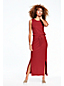 Women's Sleeveless Maxi Dress