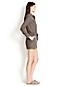 Women's Cotton/Linen Short Jumpsuit