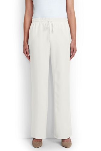 Women's Wide Leg Loungewear Trousers