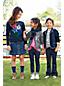 Bootcut-Jeans für kleine Mädchen