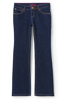 Girls' 5 Pocket Bootcut Jean