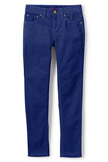 Girls' 5-Pocket Skinny Cords