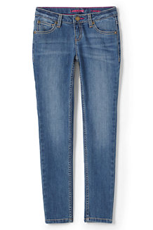 Girls' 5 Pocket Skinny Jeans