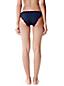 Le Bas de Bikini Taille Basse à Volants Femme