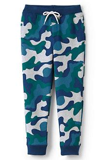 Boys' Camo Print Sweatpants