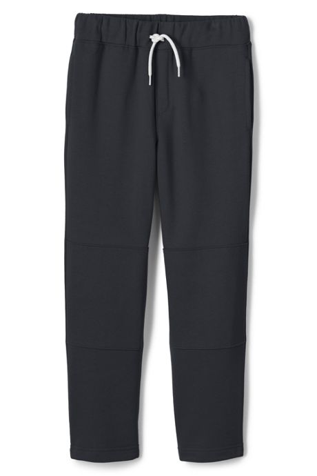 School Uniform Boys Husky Iron Knee Classic Sweatpants