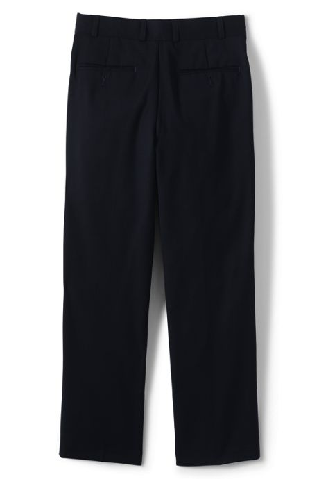 Little Boys Wool Dress Pant