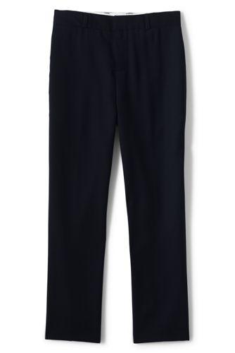 Le Pantalon Habillé en Laine Garçon