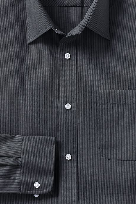Men's Big Tonal Stripe Dress Shirt