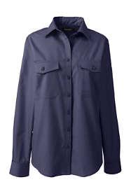 Women's Long Sleeve Iron Elbow Work Shirt