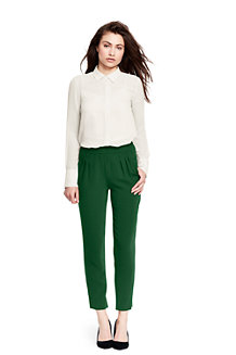 Women's Casual Slim Trousers