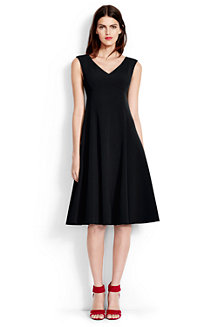 Women's Circle Skirt Dress