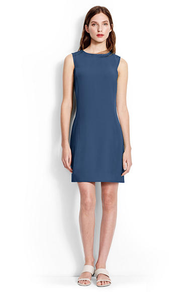 Women's Shift Jumper Dresses - Sale  Lands' End Canvas