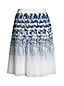 Women's Pleated Star Skirt