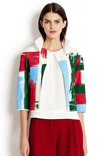 Women's Brush Stroke Jacket