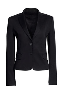 Women's Cropped Refined Blazer