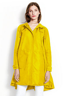 Women's Long Swing Parka