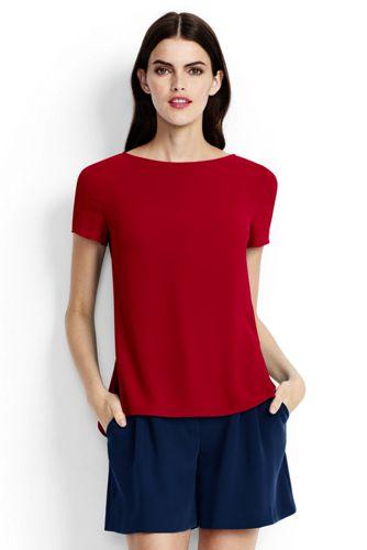 Le T-Shirt Asymétrique Femme