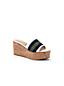 Women's Two-tone Platform Sandals