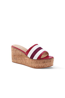 Les Sandales à Plateforme Femme