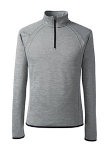 Men's Sport Fleece Half-zip Pullover