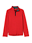 Little Boys' Long Sleeve Active Half Zip Top