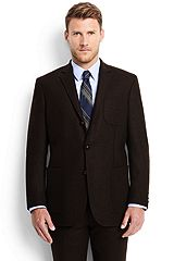 Tweed Sportcoat 472826: Brown Heather