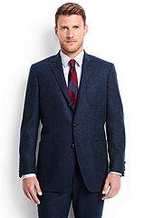 Tweed Sportcoat 472826: Navy Heather