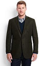 Lands' End Tweed Sportcoat 472826