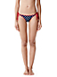 Women's Polka Dot String Bikini Bottoms