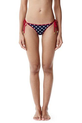 Bikinihose, Gepunktet