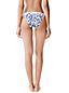Le Bas de Bikini Étoilé à Broderie, Femme Stature Standard