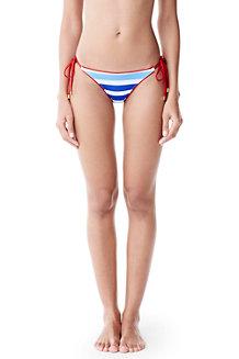 Bikinihose, Gestreift