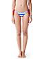 Women's Stripe String Bikini Bottoms