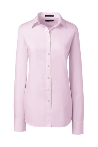 Women's Regular Supima® Tailored Non Iron Shirt
