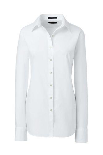 Women's Regular Supima® Tailored Non Iron Shirt