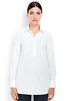 Women's Supima® Non-Iron Tunic
