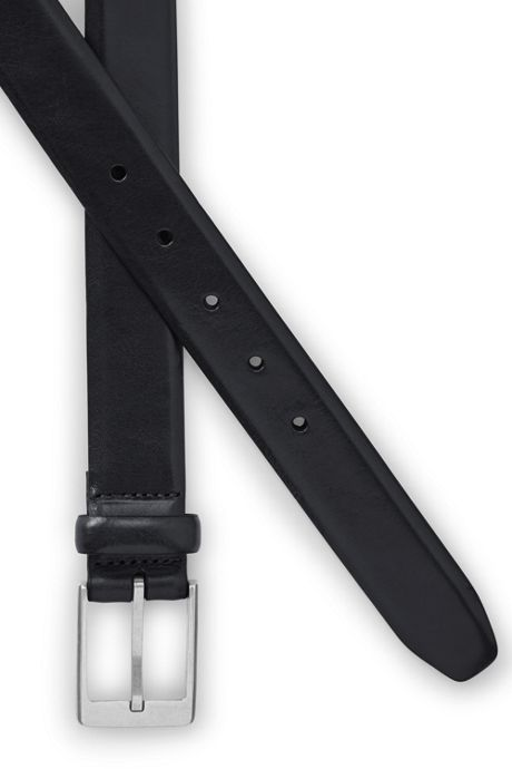 Men's Feather Edge Dress Belt